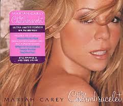 carey charmbracelet bonus cd korean promo 2 cd