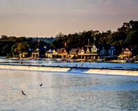 Boat House Row - bob kelly photography boathouse row