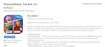disney infinity toy box 3 0 u0027 now available on ios android and
