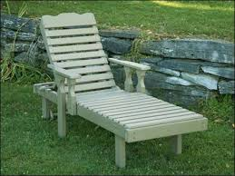 Wooden Outdoor Lounge Furniture Amazing Wood Chaise Lounge With Lounge Chair Plans Myoutdoorplans