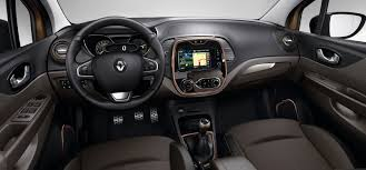 renault captur interior renault captur iconic special edition released carwow