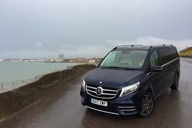 luxury minivan mercedes mercedes benz v 250 d long term review parkers