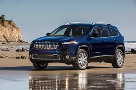2016 jeep cherokee overview cars com