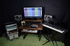 recording studio workstation desk recording studio c recording cleveland ohio starsound