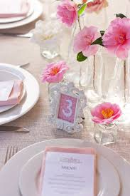 table numbers wedding diy wedding table numbers