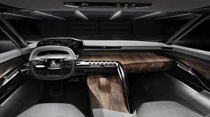 peugeot concept car peugeot exalt interior comfort peugeot uk