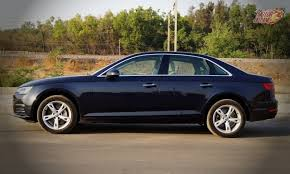audi a4 length 2017 audi a4 india review price features competition