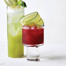 tequila mixed drinks food wine