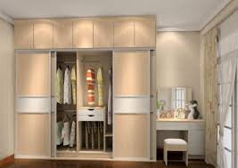 Sliding Door Bedroom Wardrobe Designs Prepossessing Black Dressing Table Designs Design Wardrobe