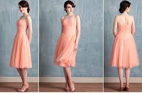 chic photos of classical coral lace bridesmaid dresses elite