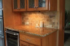 Stone Subway Tile Backsplash Tumbled Marble Backsplash Is - Stone backsplash tiles