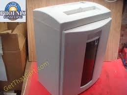 102 2 1105 german personal crosscut paper shredder
