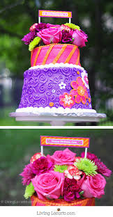 amazing cakes with floral design flower decoration ideas for cakes