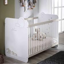 le chambre bébé fille lit bébé fille ou garçon en couchage 120x60 cm jungle dya shopping fr