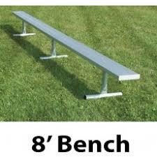 Portable Sports Bench Sports Benches U0026 Bleachers Anthem Sports