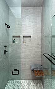 Glass Tile Bathroom Ideas by Bathroom Design 2017 Bathroom Beauteous Rounded Black Shower
