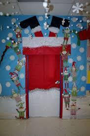 Office Door Decoration 16 Easy Christmas Office Door Decorating Ideas Simple