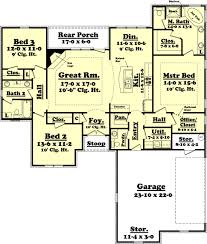 house plans with bonus room 1700 square foot house plans with bonus room