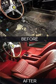 Upholstery Restoration Auto Upholstery Restoration Los Angeles Car Classic Interiors