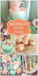 under the sea mermaid birthday