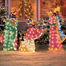 Lighted Christmas Outdoor Decorations by Elegant Outdoor Christmas Decoration Ideas Christmas Celebrations