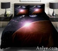 Galaxy Bed Set Bedroom Ideas Galaxy Bedding Set 3d Printing Galaxy Bedroom Sets