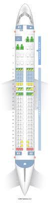 siege air transat seatguru seat map air canada airbus a320 320