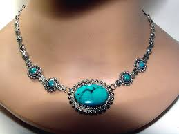 turquoise necklace designs images Turquoise necklaces for women www jewellery ozyle 22 latest jpg