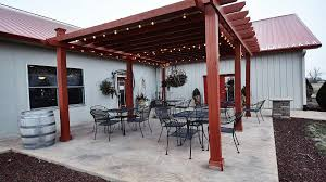 Pergola Roofing Ideas by Exterior Design Turned Your Backyard With Alluring Outdoor Patio