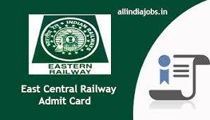 east central railway sports quota admit card 2017 download scout
