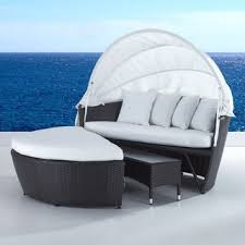 Outdoor Lounge Chair With Canopy 96 Best Home Modern Outdoor Furniture Images On Pinterest