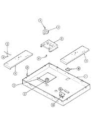 Parts For Jenn Air Cooktop Parts For Jenn Air Cce3400b Cooktop Appliancepartspros Com