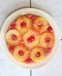 the table coconut pineapple upside down cake