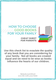 how to select sheets how to choose good books for your family when you can u0027t read them