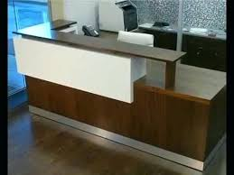 Build Reception Desk Build A Reception Desk Design My Own Interque Co