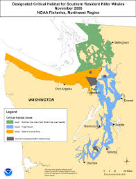 Bremerton Washington Map by Marine Mammal Maps Noaa Fisheries