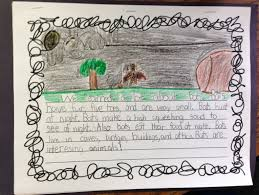 second grade writing paper bats nonfiction writing for second grade this is the final product of our weeklong expository bat writing unit