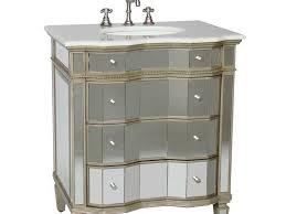 bathroom 26 mirrored under sink cupboard with 4 drawer design