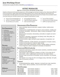office manager resume examples office manager resume sample
