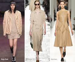 2017 color trend fashion spring summer 2017 color trends fashionisers