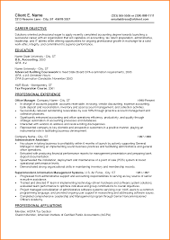 Sample Resume Objectives For Trades by Cash Analyst Sample Resume