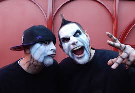 New Look Halloween Costumes by Juggalo Duo Twiztid Shoot Their