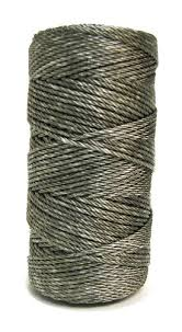 rosary twine olive drab 36 knotted rosary cord twine rosary cord olive drab