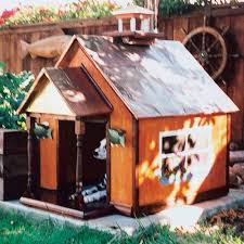 cool dog houses 16 fun functional doghouses sunset magazine