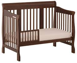 Espresso Convertible Crib by Storkcraft Tuscany Fixed Side Convertible Crib