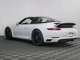 porsche 911 targa white dealer inventory 2017 porsche 911 targa 4 gts rennlist