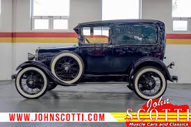 classic ford cars 1929 ford model a delivery 34 995 montréal john scotti