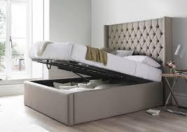 King Ottoman Islington Upholstered Ottoman Bed Frame King Size Ottoman Beds
