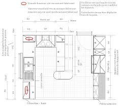comment faire un plan de travail pour cuisine logiciel pour plan d armoire de cuisine idée de modèle de cuisine