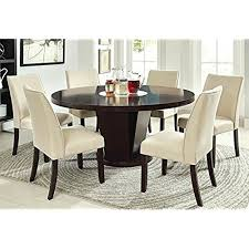60 inch round dining room table 60 inch round dining room tables amazon com